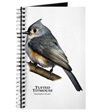Tufted Titmouse Journal