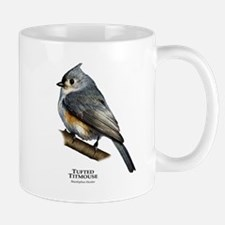 Tufted Titmouse Mug