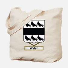 Walsh Family Crest Tote Bag