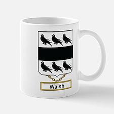 Walsh Family Crest Mugs