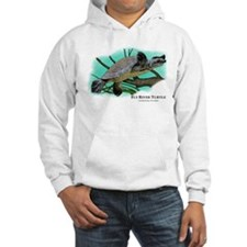 Fly River Turtle Jumper Hoody