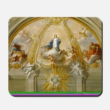 Placido Costanzi - Immaculate Conception Mousepad