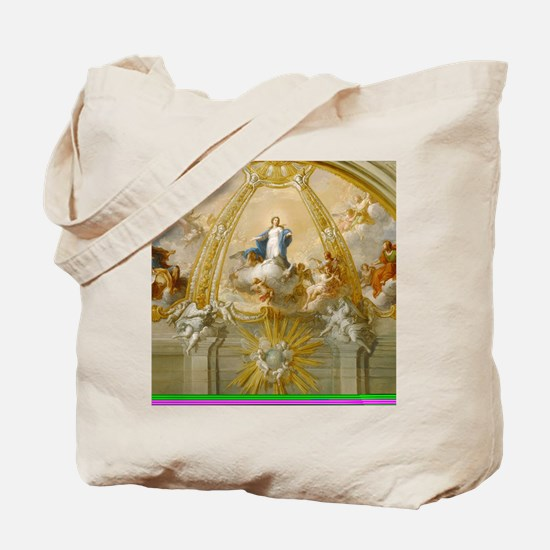 Placido Costanzi - Immaculate Conception Tote Bag