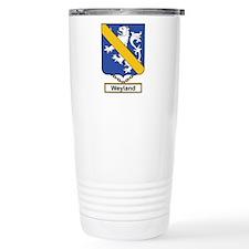 Weyland Family Crest Travel Mug