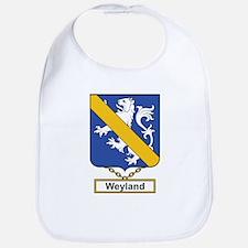 Weyland Family Crest Bib