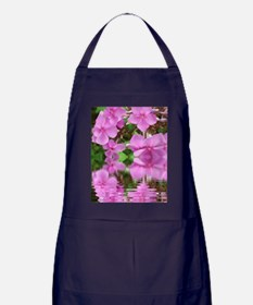 Pink Reflections Apron (dark)