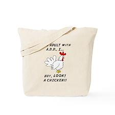 Unique Add chicken Tote Bag