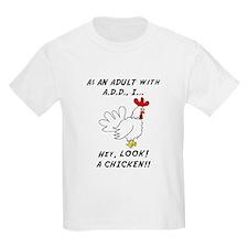Funny Add chicken T-Shirt