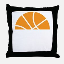 Basketball Number 34 Player Gift Throw Pillow