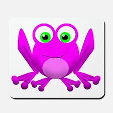 PINK FROG Mousepad