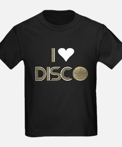 I LOVE DISCO T-SHIRT DISCO CL T