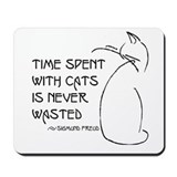 Cat lover Classic Mousepad