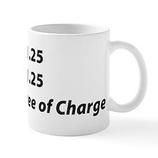 Free of Charge Mug