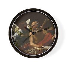 Saint Jerome and the Angel Wall Clock