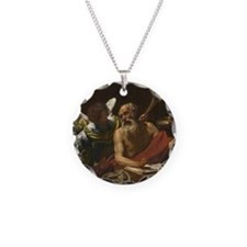 Saint Jerome and the Angel Necklace