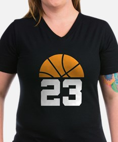 Basketball Number 23 Player Gift Shirt