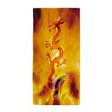 Dragon towel Beach Towels