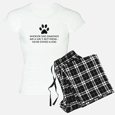 Girl's Best Friend Dog Pajamas