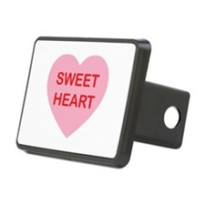Sweet Heart - Candy Heart Hitch Cover