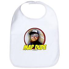 Map Dude Logo Bib
