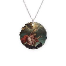 Saint John the Evangelist on Necklace