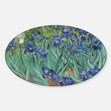 Vincent van Gogh - Irises Decal