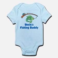 Uncles Fishing Buddy Body Suit
