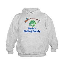 Uncles Fishing Buddy Hoodie