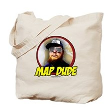 Map Dude Logo Tote Bag