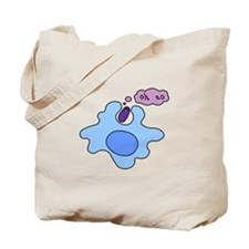 Bacteria Phagocytosis Tote Bag