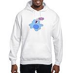 Bacteria Phagocytosis Hooded Sweatshirt