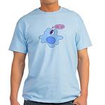 Bacteria Phagocytosis Light T-Shirt