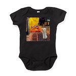 TILE-CAFE2-Bedlington1.png Baby Bodysuit