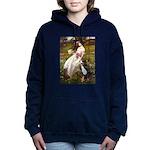 5.5x7.5-Windflowers-Bernese.png Hooded Sweatshirt