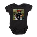 PILLOW-2Sisters-Bernese1.png Baby Bodysuit