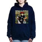 PILLOW-2Sisters-Bernese1.png Hooded Sweatshirt