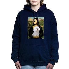 CARD-Mona-Bichon1.png Hooded Sweatshirt