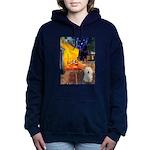 Cafe-Bolgonese1.png Hooded Sweatshirt