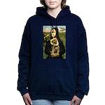 MONA-BorderT1.png Hooded Sweatshirt