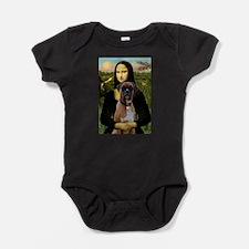 card-Mona-BoxerMx.PNG Baby Bodysuit