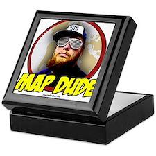 Map Dude Logo Keepsake Box