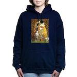 TILE-KISS-Boxer5-Brindle.png Hooded Sweatshirt