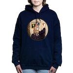 WMom - Boxer (D) Hooded Sweatshirt