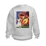 MP-ANGEL3-Bully-brindle-Rocky.png Kids Sweatshirt