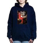 MP-LADY-Cav2B.png Hooded Sweatshirt