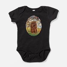 ORN-Oval-SPRING-Cav-Ruby7.png Baby Bodysuit