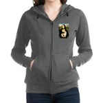 5.5x7.5-Mona-CCrested-PUFF1.PNG Zip Hoodie