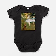 MP-2DANCERS-Cocker7.png Baby Bodysuit