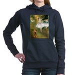 MP-2DANCERS-Cocker7.png Hooded Sweatshirt