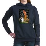 MIDEVE-Collie-Tri3.png Hooded Sweatshirt